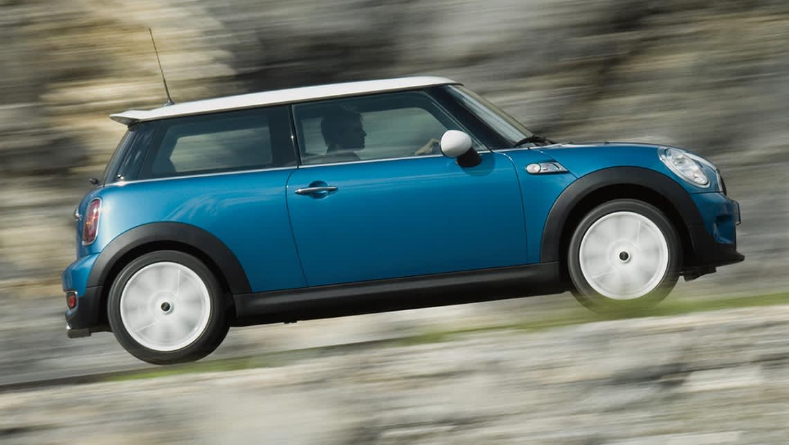 261bb2d0b Used Mini Cooper review: 2002-2014 | CarsGuide