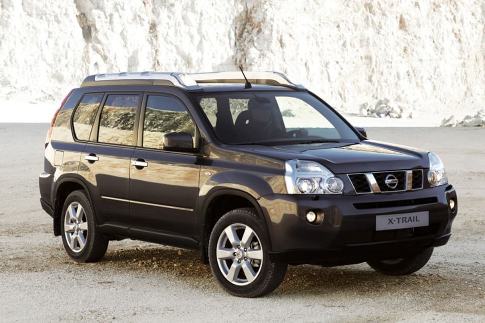 Problems with nissan x trail