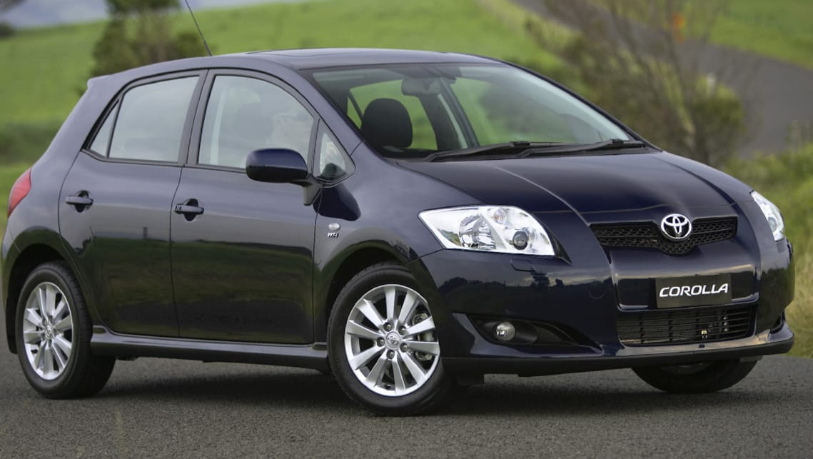 Toyota Recalls Corolla And Rukus Models To Check Front Airbag Inflator