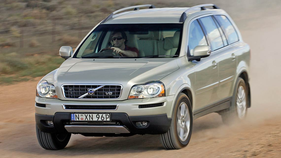 used volvo xc90 review 2003 2014 carsguide. Black Bedroom Furniture Sets. Home Design Ideas