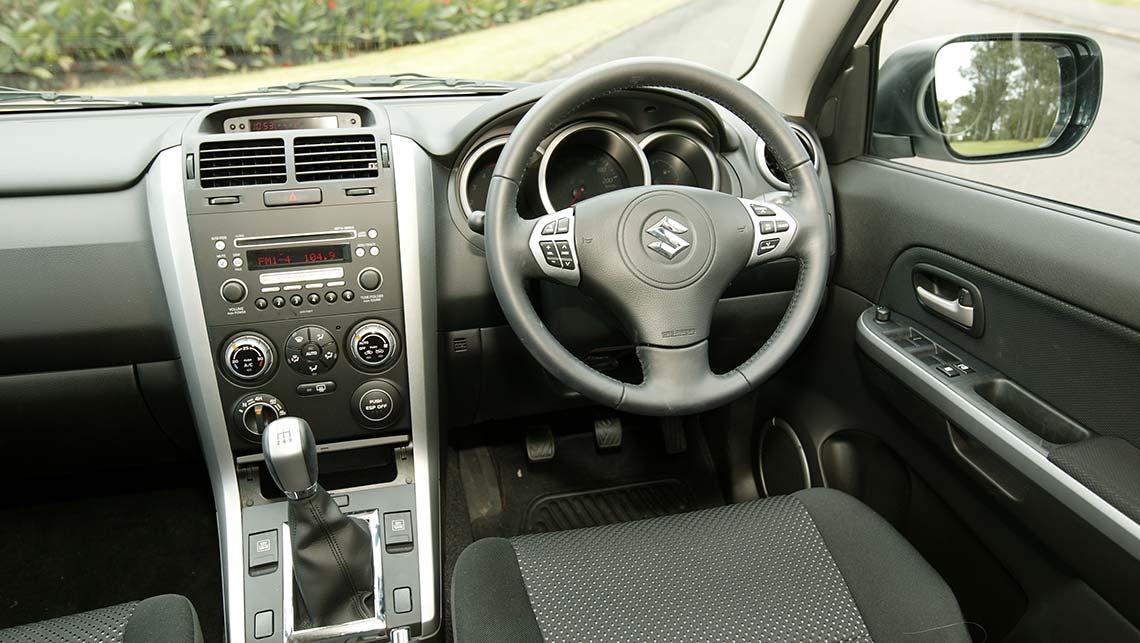 Suzuki Xl Interior Pictures