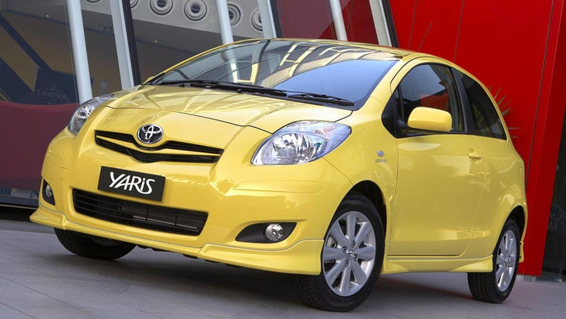 Superb 2008 Toyota Yaris.