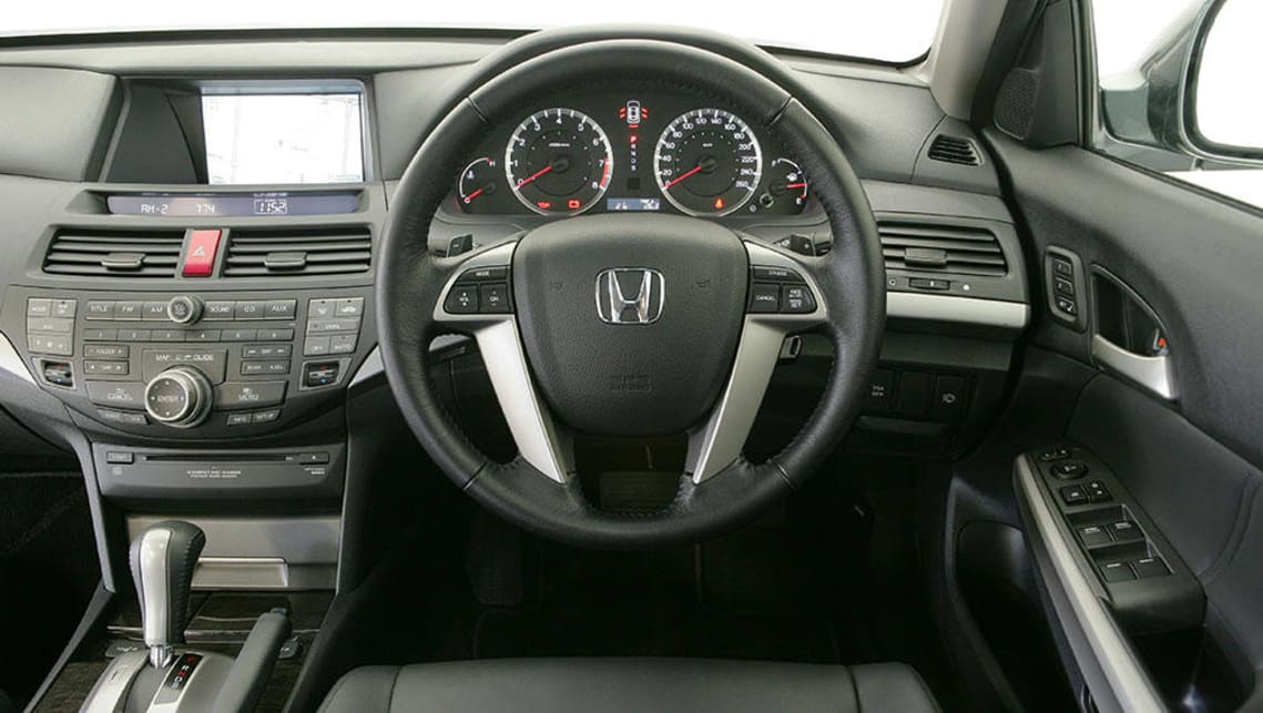 Honda Accord Used Review 2008 2013 Carsguide