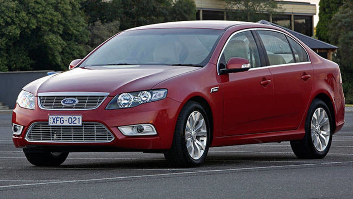 Ford Falcon used review  19972014  CarsGuide