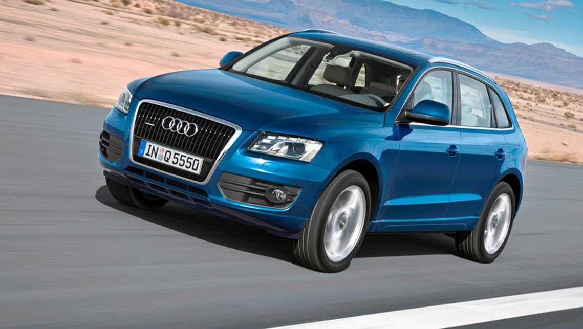 Audi Launches Takata Airbag Recall Car News CarsGuide - Audi recall