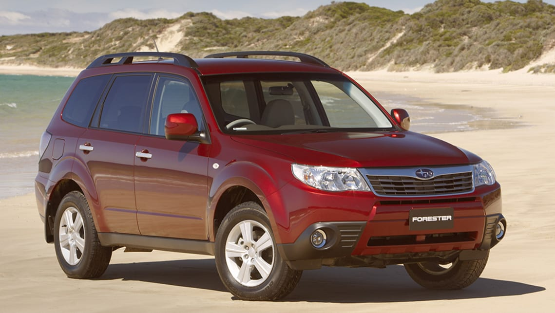 Subaru forester used review