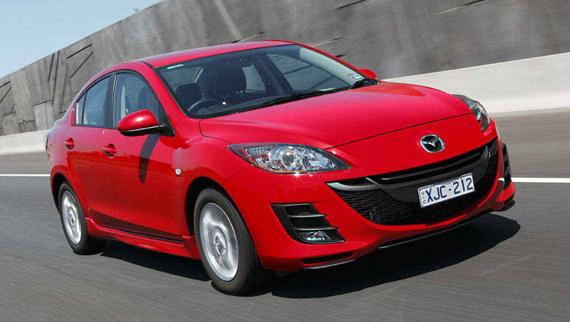 mazda 3 used review 2009 2013 carsguide. Black Bedroom Furniture Sets. Home Design Ideas