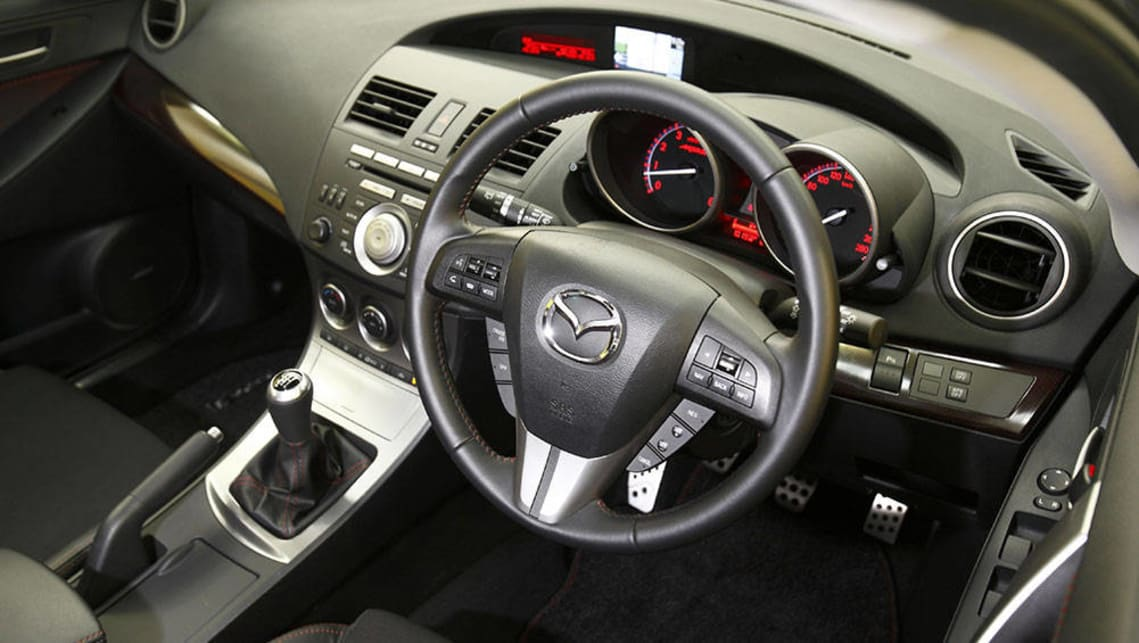 Mazda 3 2011 review