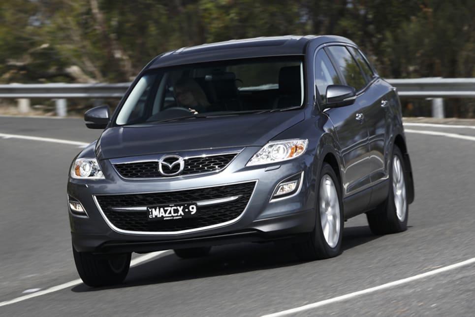 Mazda cx 9 recall