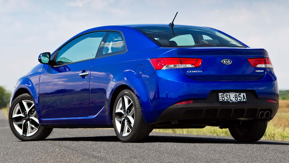 Kia Cerato Used Car