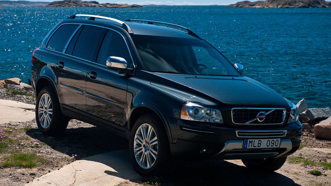 used volvo xc90 review 2003 2015 carsguide. Black Bedroom Furniture Sets. Home Design Ideas