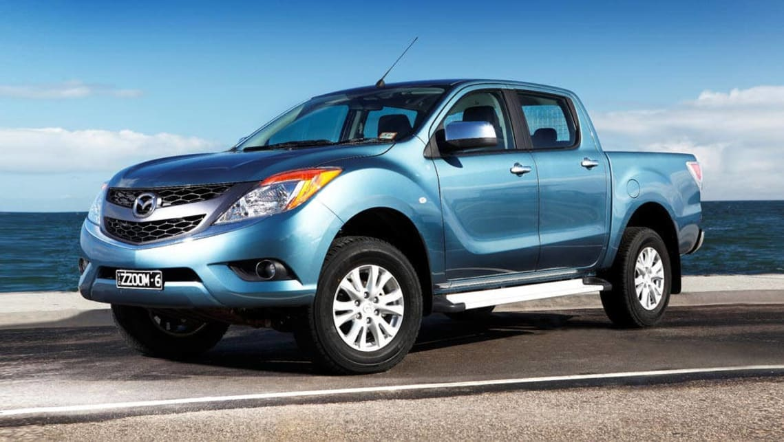 Mazda BT-50 recalled over transmission concerns - Car News | CarsGuide