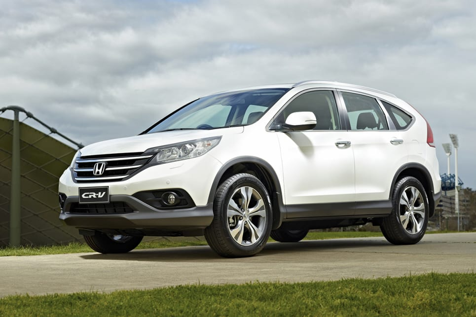 Used Honda CR-V review: 2012-2017