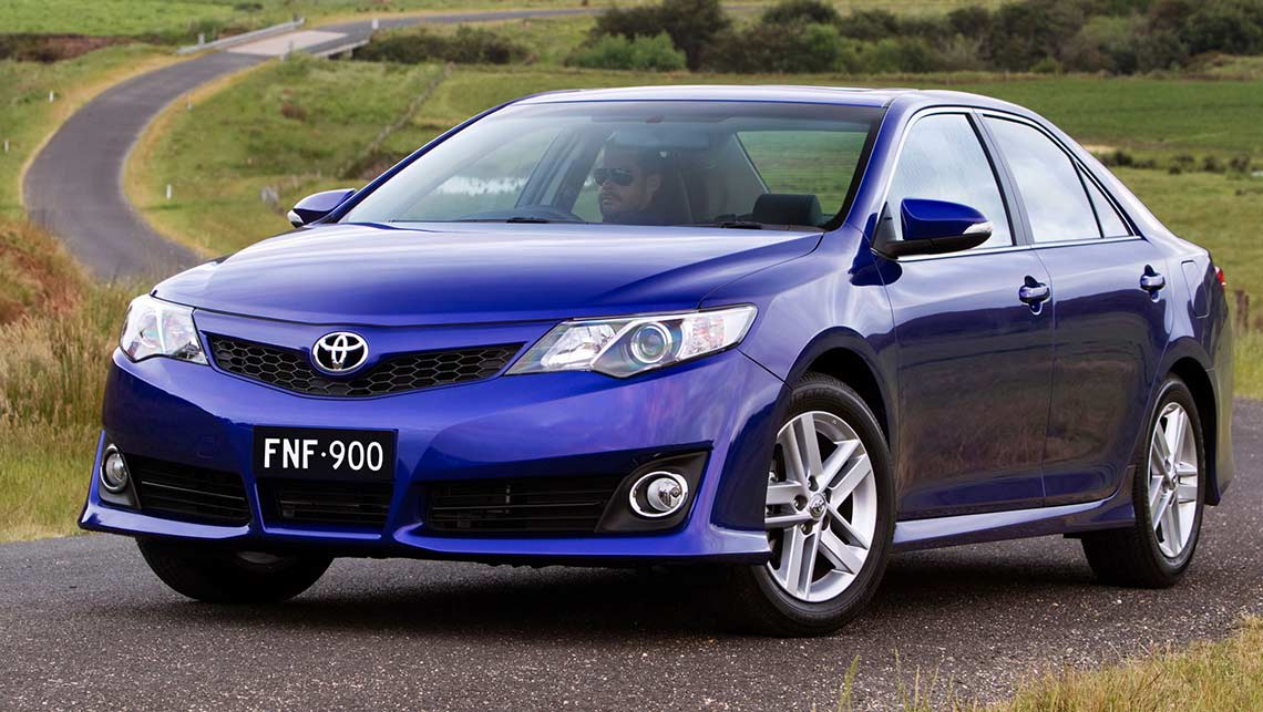 toyota camry and aurion used review 19992014 carsguide