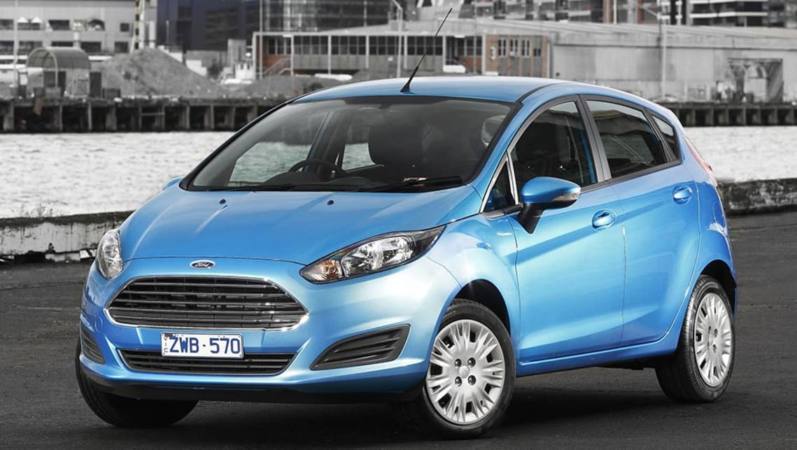 Used Ford Fiesta Review 2004 2015