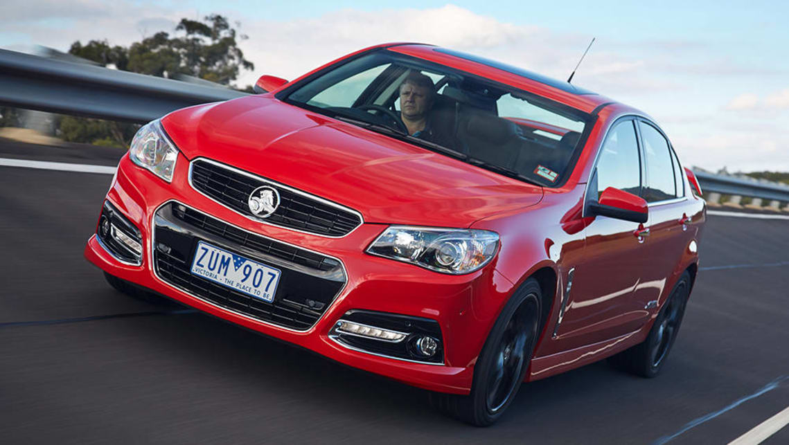 Used Holden Commodore Review 2006 2015 Carsguide