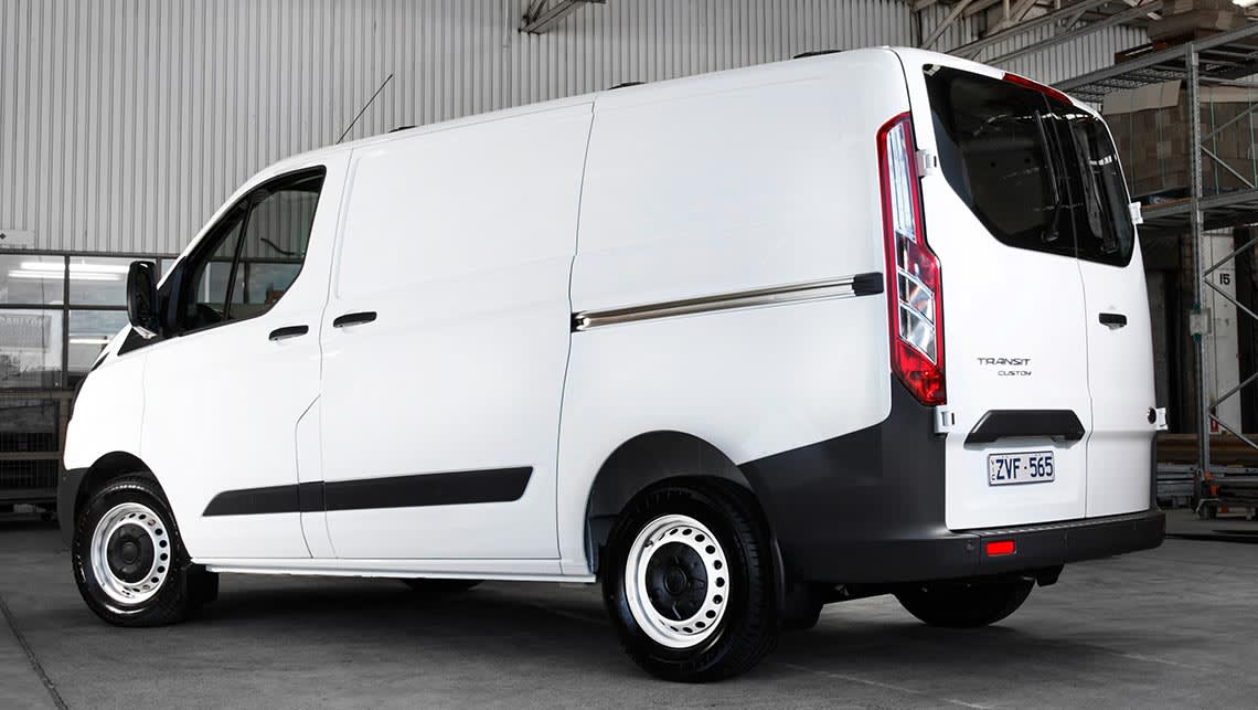 2014 ford transit custom review carsguide. Black Bedroom Furniture Sets. Home Design Ideas