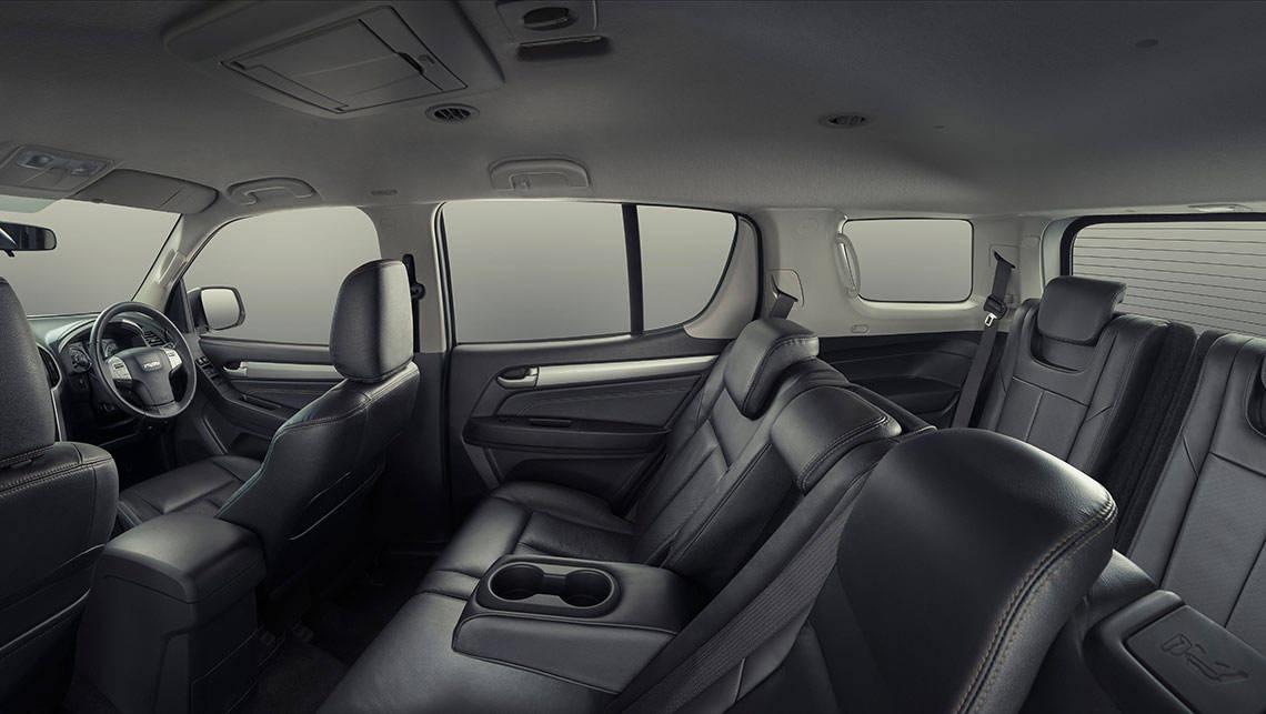 Isuzu MU-X 2015 review | CarsGuide