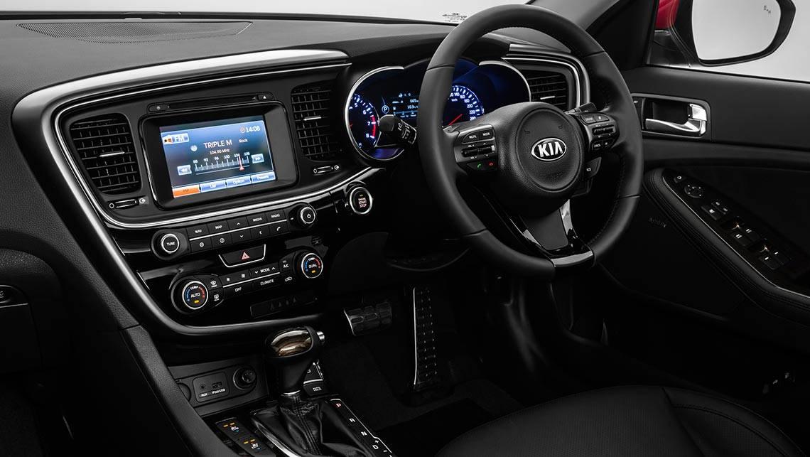Kia Optima 2014 review: snapshot   CarsGuide