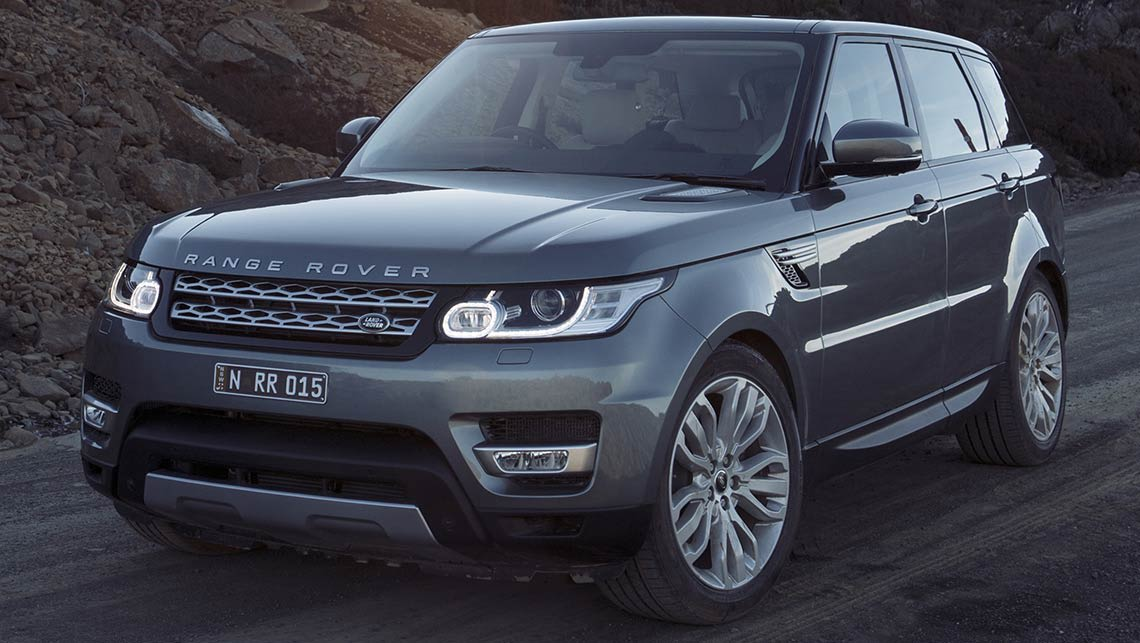 2014 Range Rover Sport review  HSE  CarsGuide