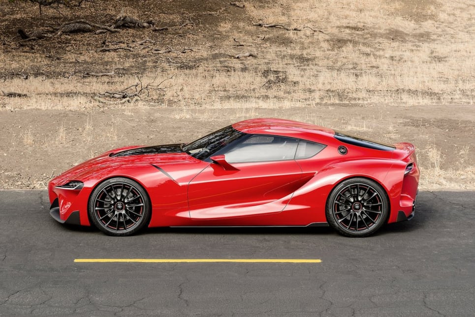Toyota Supra A90 Everything We Know So Far Car News Carsguide