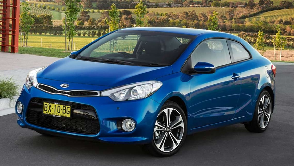 Used Kia Cerato Koup review: 2009-2016 | CarsGuide