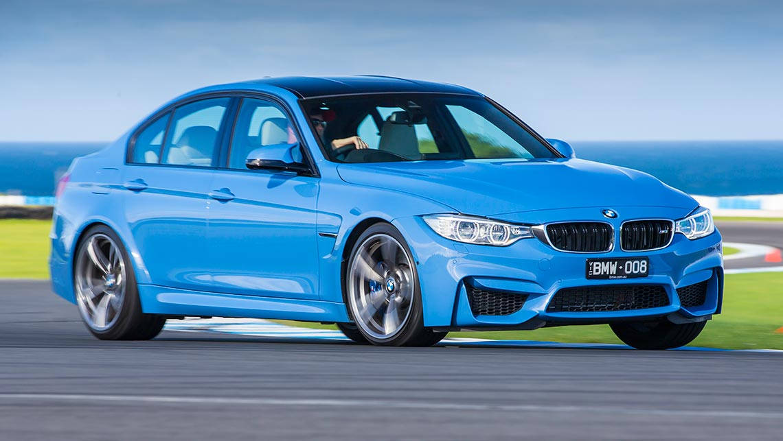 BMW M Review CarsGuide - 2014 bmw m3