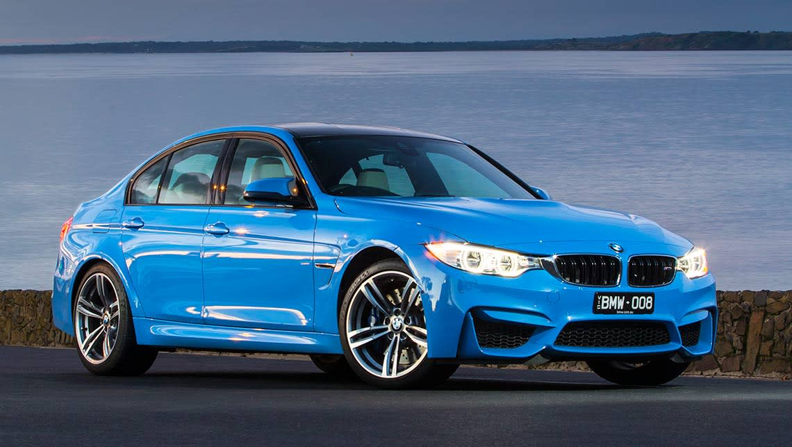 BMW M Review CarsGuide - 2015 bmw m3 price