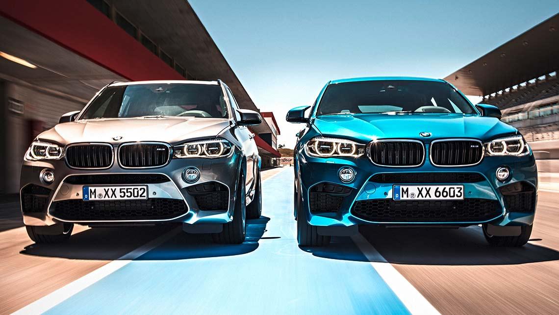 2015 Bmw X5 M And X6 M New Car Sales Price Car News