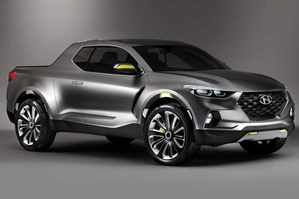2018 hyundai ute.  ute hyundai ute could arrive by 2020 for 2018 hyundai