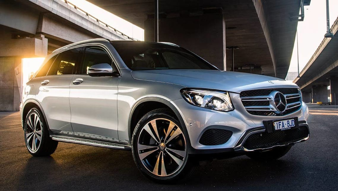 Mercedes benz glc 2015 review carsguide for Mercedes benz glc