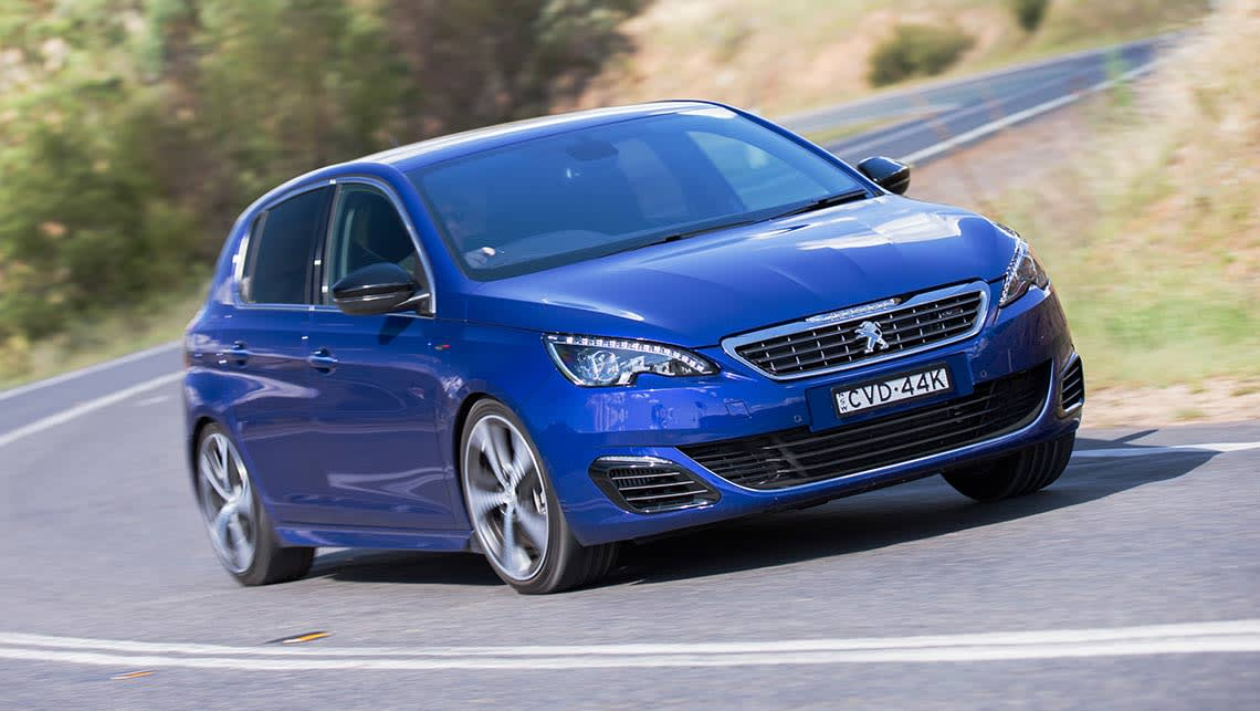 peugeot 308 gt diesel 2016 review carsguide. Black Bedroom Furniture Sets. Home Design Ideas
