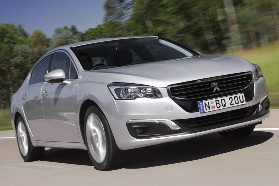 Used Peugeot 508 review: 2011-2015 | CarsGuide