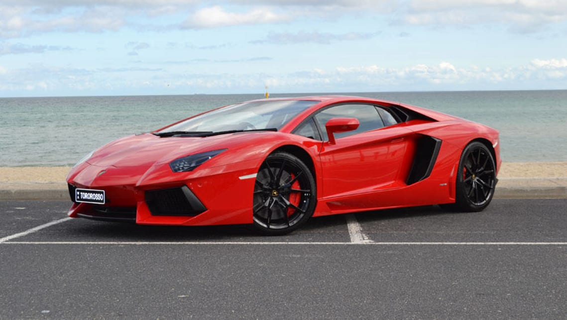 Lamborghinis Recalled for Possible Fire Risk