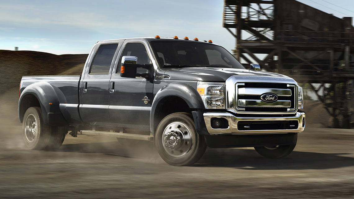 ford f series due in australia car news carsguide. Black Bedroom Furniture Sets. Home Design Ideas