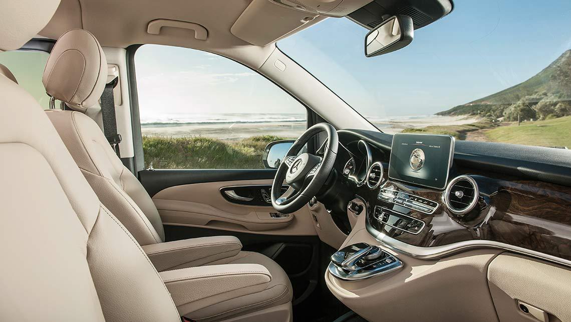 Mercedes V Class >> 2015 Mercedes Benz V Class Detailed Car News Carsguide