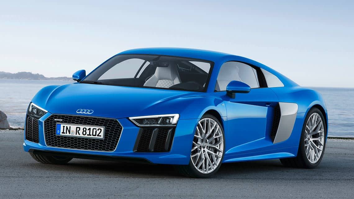 2016 Audi R8 Revealed Car News Carsguide
