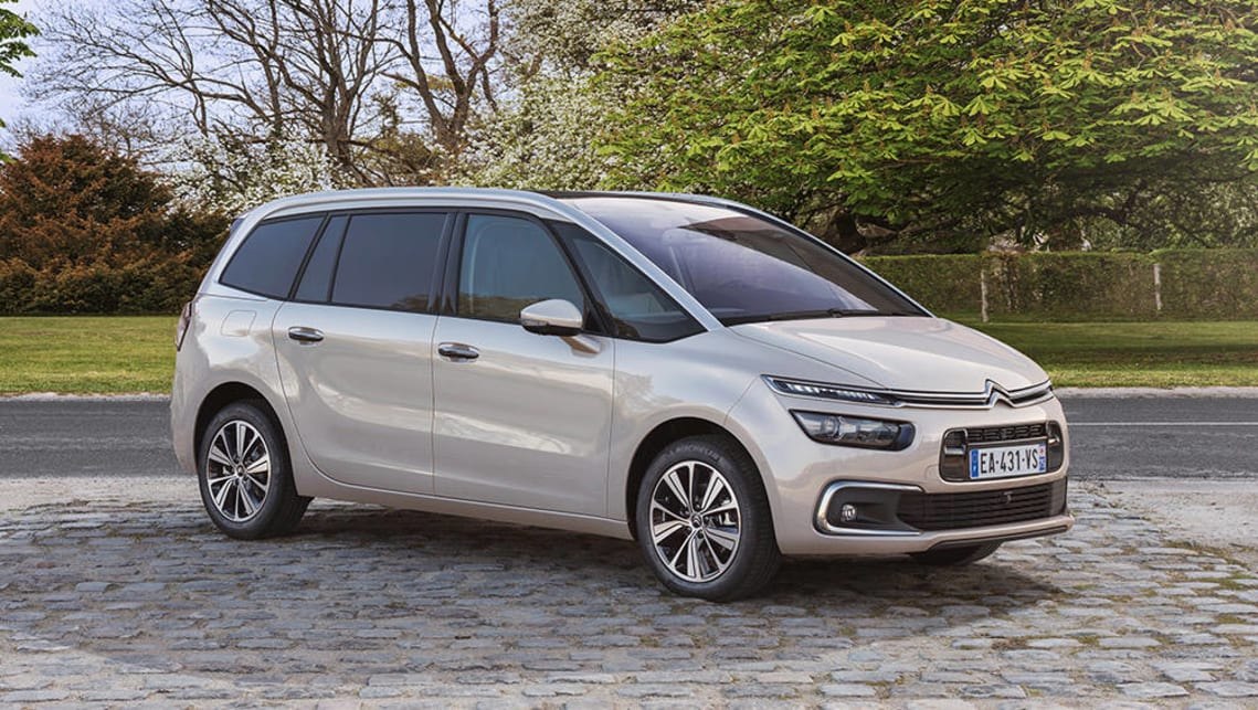 For larger families, people movers such as the Citroen Grand C4 Picasso come into their own.