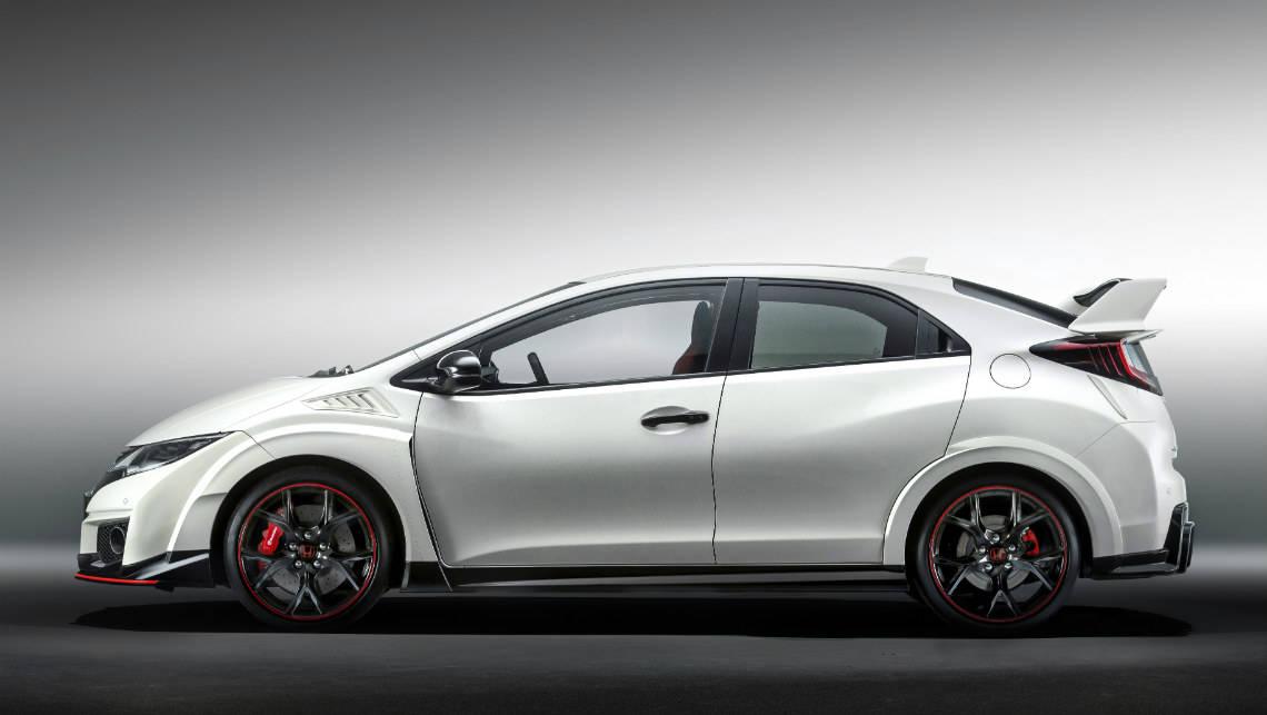 Honda civic type r 2016 australia