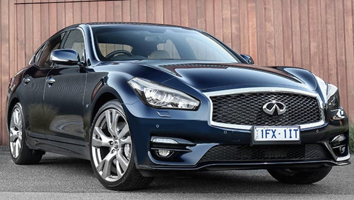 Luxury Auto Sales >> Infiniti Q70 2016 review | CarsGuide