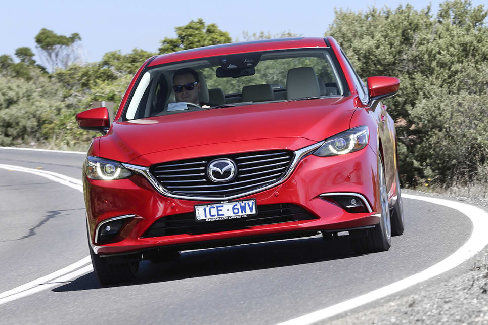 There's a good chance the Mazda6 is one of the most underrated cars on the Aussie market.