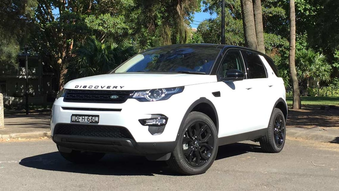 land rover discovery sport si4 se 2016 review carsguide. Black Bedroom Furniture Sets. Home Design Ideas