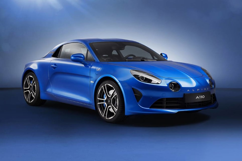 Alpine A110 2018 Confirmed For Second Half Launch Car