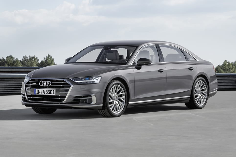 Audi A8 2018: Five Cool Things We Werenu0027t Expecting