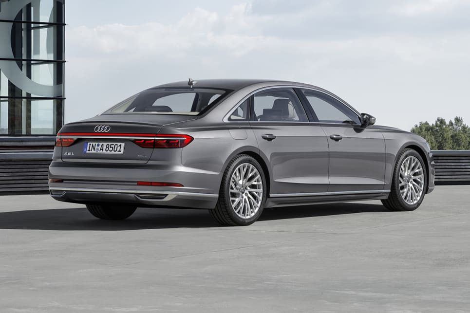 We've rounded up five of the cooler features in the new Audi A8.