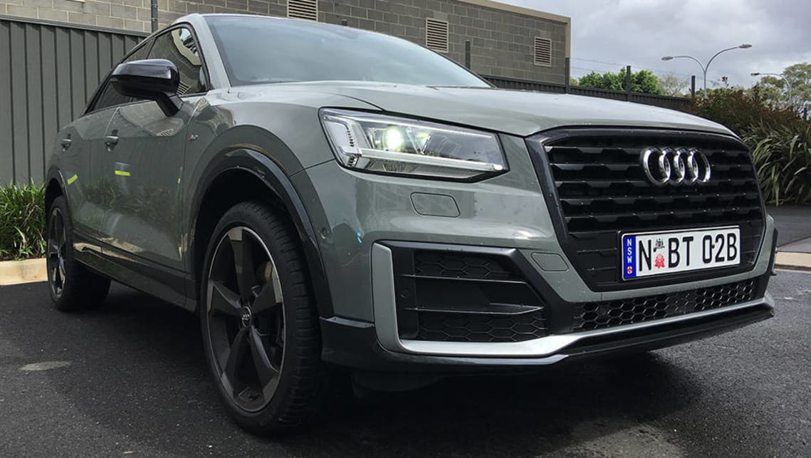 Audi Q2 1.4 TFSI 2017 reviewMini Countryman 2017 review Volkswagen Tiguan 132TSI Comfortline 2017 reviewRenault Koleos Zen FWD 2016 reviewSubaru Forester 2.5i-S 2019 reviewHolden Acadia LT 2019 reviewHyundai Santa Fe Elite 2019 review: long termKia Sportage 2019 review: Si dieselFord Ranger Raptor 2018 off-road reviewSsangYong Rexton 2019 reviewFord Everest Trend 4WD 2019 off-road and towing reviewToyota Land Cruiser 80 Series used review: 1990-1998Volkswagen Amarok V6 580 vs Ford Ranger Wildtrak Bi-Turbo 2019 reviewFord Focus 2019 reviewAudi Q8 2019 reviewAudi Q8 55 TFSI 2019 review: snapshotCamping goes next levelHow to get your kids off the couchWe find out which generation of Australian drivers are the bestWhat's your adrenaline rush?