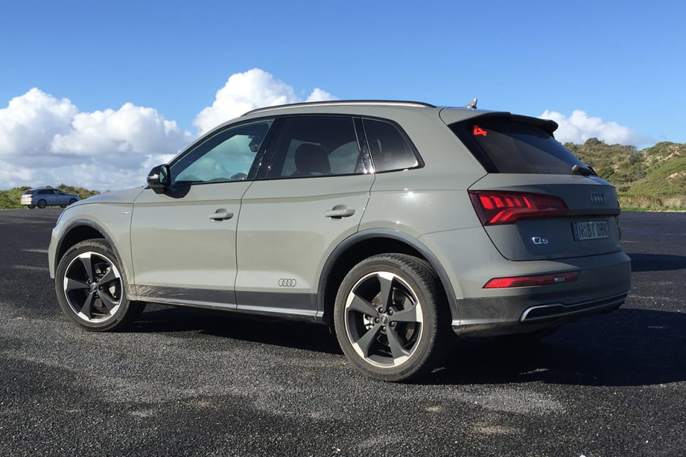 audi q5 2018 mexico. unique mexico after about 200km in the sline black our trip computer was reporting  111l100km inside audi q5 2018 mexico