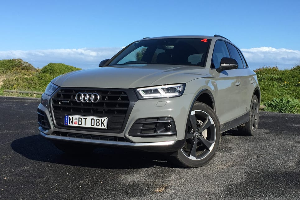 Audi Sq7 Usa Release >> 2017 Audi Q5 Suv Features Specs Edmunds | Autos Post