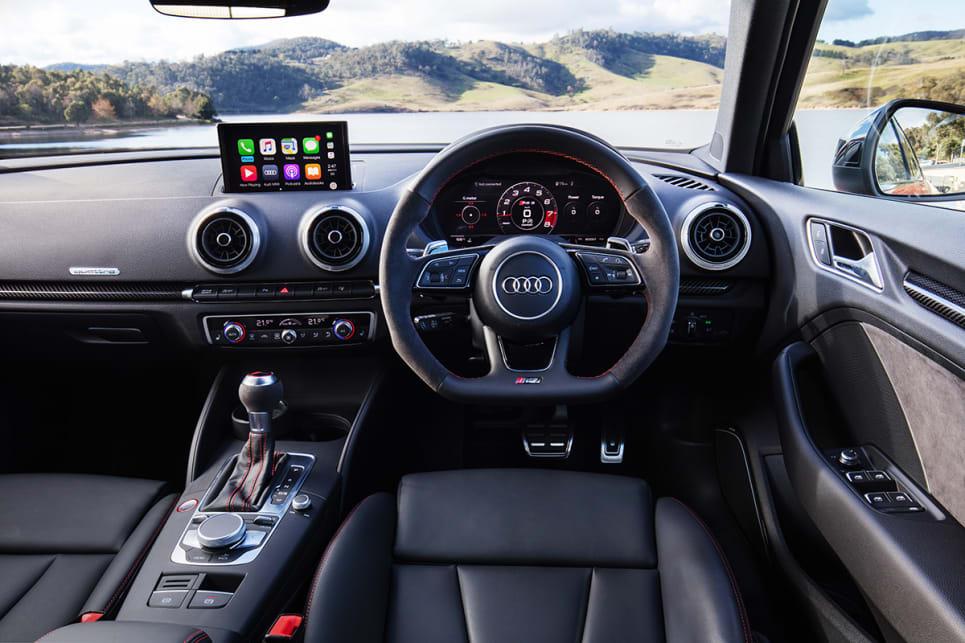 Audi RS Sedan Review CarsGuide - Audi sedan price
