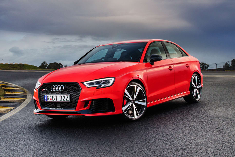 Audi Rs3 Sedan 2017 Review Carsguide